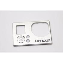 Refacciónes Cámara Go Pro Hero 3+ Panel Frontal