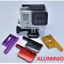 Gopro Candado Aluminio Repuesto Carcasa Lock Broche Seguro