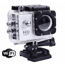 Camara Deportiva Sumergible Full Hd Wifi 12mp Tipo Sj