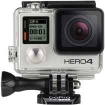 Camara Video Gopro Hero 4 Silver Go Pro Hero4 Plata