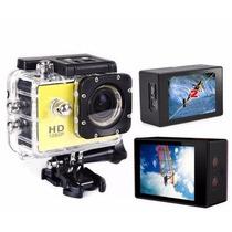 Camara Sport Sj4000 1080p Full Hd Sport Sumergible Colores
