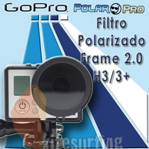 Filtro Polarizado Frame2.0 Para Gopro Hero3/3+