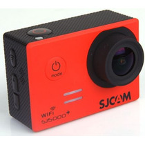 Camara Sumergible Sj5000+ Plus Sjcam Full Hd Wifi Casco 16mp