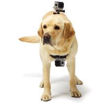 Arnés Gopro Para Perro Mascotas Hero 3 4 -negro