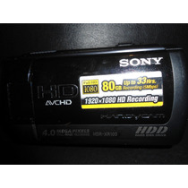 Cámara De Video Avchd Hdmi