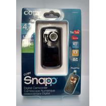 Video Camara Digital Coby Snapp Cam 3005 Soporta Hasta 32gb