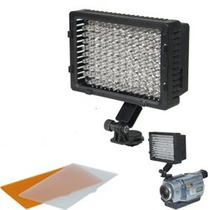 Lampara Para Video Cn-160 De 160 Leds Con Dimer