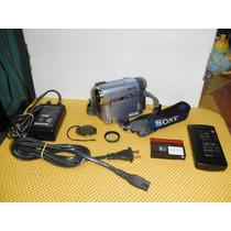 Videocámara Sony Handycam Minidv Dcr-trv19 Con Nightshot