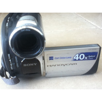 Video Camara Handycam Sony Mini Dvd Acepto Kmbios