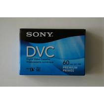 Cassette Sony Dvc Dvm60prr 60 Minutos 70 Metros Nuevo
