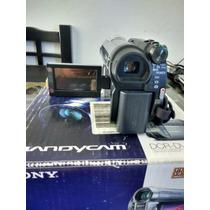 Cámara De Video Sony Dcr-dvd810, Zoom Óptico 25x, Minidvd