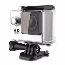 Camara Tipo Go Pro A9 Full Hd Sumergible 30 Mts 1080p