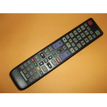 Control Remoto Samsung Smart Hub Tv Led Pantalla Plana 3d Hd