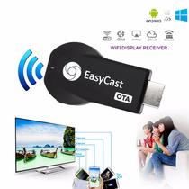 Easycast Chromecast Hdmi Inalambrico Wifi Smart Tv Celular
