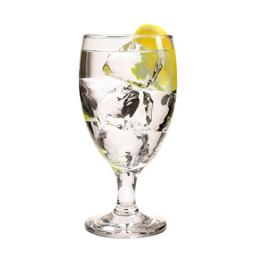 Copa para agua marca anchor hocking 6 copas de 16 onzas for Copa de agua
