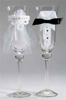 Decora tus copas para boda 8