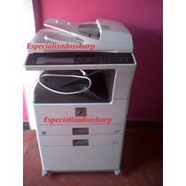 Copiadora Sharp Impresora Mxm310 Semi-nueva