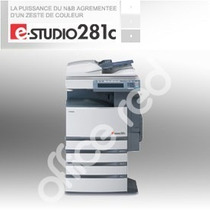 Toshiba E-studio 281c De La Familia 351c Y 451c Funcionando