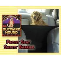 Barrera Para Asiento Delantero Mascota Perro O Gato Auto