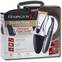 Cortadora De Cabello Remington Recargable Inalambrica
