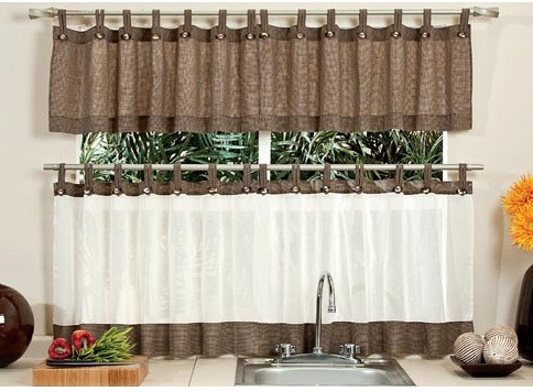 Fotos de cortinas para cocinas imagui - Fotos cortinas cocina ...