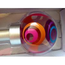 Cortinero Nickel Satinado Multicolor 71-122 Cm