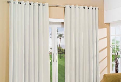 Cortinas termicas blackout con ojillos metalicos 900 - Tela termica para cortinas ...