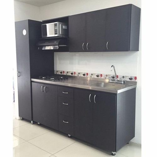 Instalacion de muebles de cocina integral for Cotizacion cocina