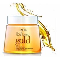 Crema Corporal Ultrahidratante Con Extractos De Oro By Jafra