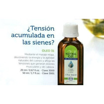 Aceite Oleo 31 Swiss Just 50ml