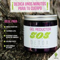Gel Reductor Détox S.o.s Dile Adios A Esos Rollitos