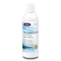 Magnesio Loción Flo Productos De Salud 8 Oz Líquidas