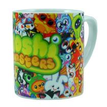 Moshi Monsters Cup - Oficiales En Caja Taza Niños Chicas Ch