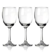 Juego 3 Copas Cristal Fino Vino Cava Prinz