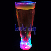 Yarda Vaso Luminoso Led Luz Multicolor Fiesta Bar Rave Antro