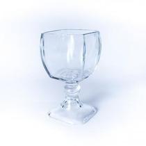 Copa Chabela Cuadrada #2261 De 20 Oz (caja Con 12) Hm4
