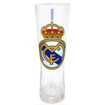 Vaso De Una Pinta - Real Madrid Fc Color Cresta Oficial