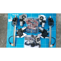 Kit De Vidrios Electricos Jetta A4 Clasico Golf Original