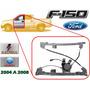 04-08 Ford F150 Elevador Electrico Con Motor Lado Izquierdo