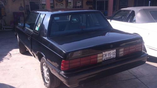 Crysler Magnum Turbo 1986 2 Puertas Restaurado Espectacular