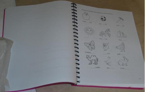 Cuaderno De Apoyo A La Lectoescritura Primer Grado