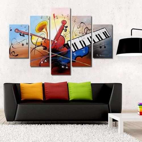 Cuadros al oleo hechos a mano arte pintura moda decora 2 en mercadolibre - Pinturas de moda ...