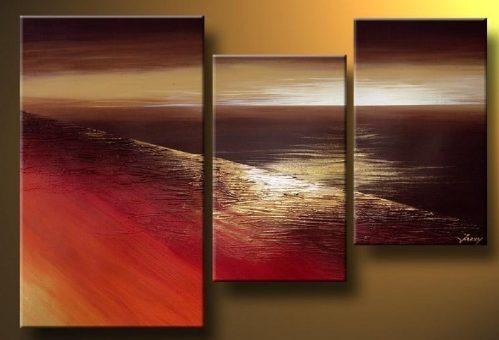 Tripticos abstractos al oleo imagui - Cuadros minimalistas modernos lo ultimo arte ...