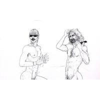 Urge Vender - Pareja De Hombres Desnudos (garcía Mora