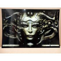 10 Cuadros / Pinturas / Reproducciones Hr H R Giger (35x45cm