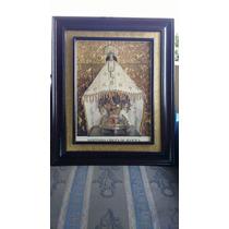 Virgen De Juquila Cuadro De 73 X 88 Cm