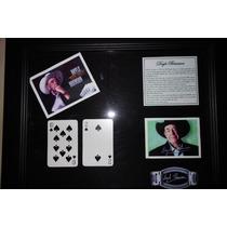Cuadro Poker Coleccionable Doly Bronson