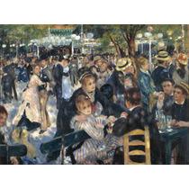 Cuadro En Tela Pierre Auguste Renoir 1876 Impresionismo