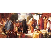Lienzo-tela Captive Andromache Frederic Leighton 58 X 90 Cm