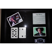 Cuadro Poker Coleccionable Doly Bronson